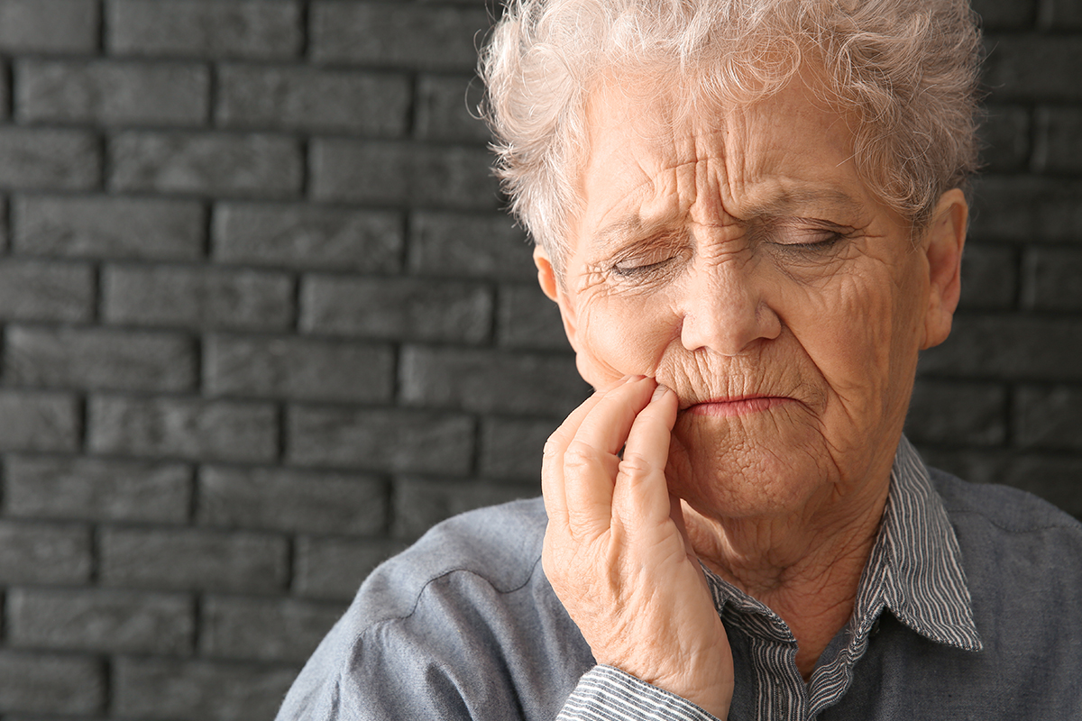 Common Dental Problems in Old Age